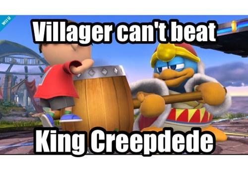 king Pedededophile