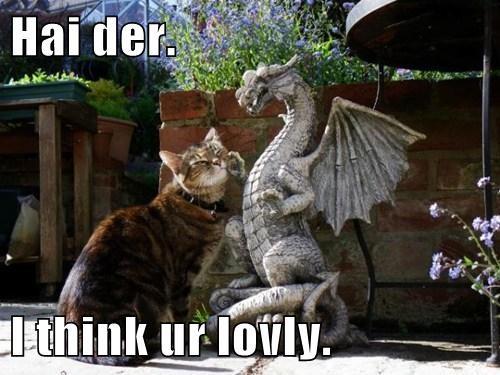 Hai der.  I think ur lovly.