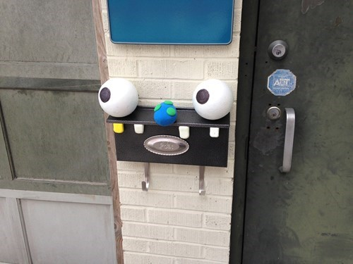 toronto,Street Art,list,googly eyes