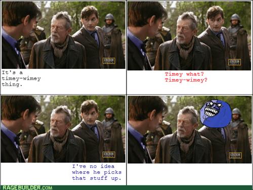 doctor who,i lied,Rage Comics