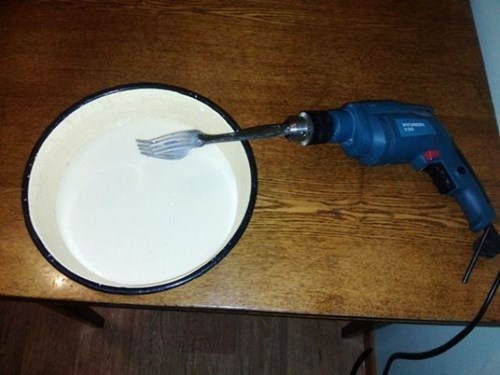Need an Electric Mixer?