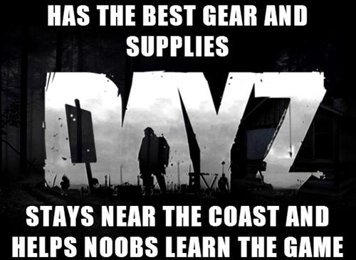 Good Guy DayZ Player