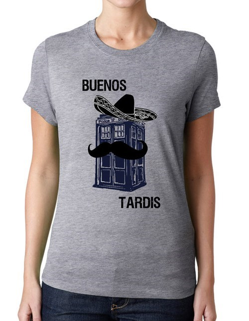 Doctor, Can We Stop in Buenos Aires?