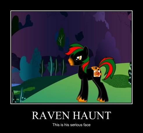 RAVEN HAUNT