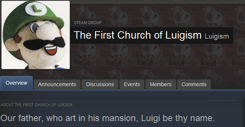 They Year of Luigi is Over, But I'm Now a Luigist