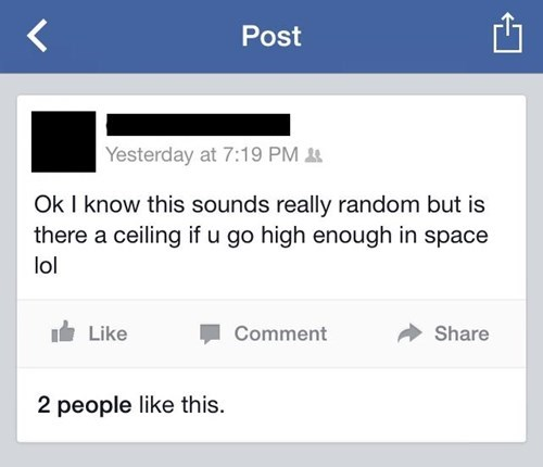 An Astronomically Stupid Question