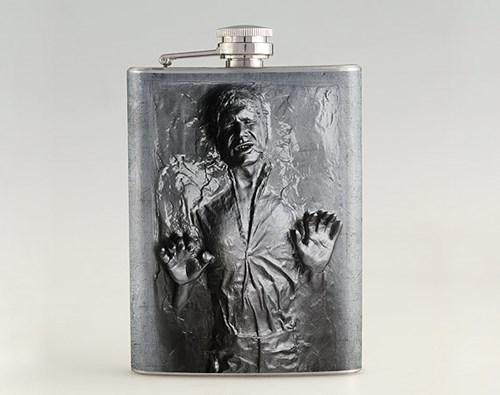 Jabba the Hutt's Flask