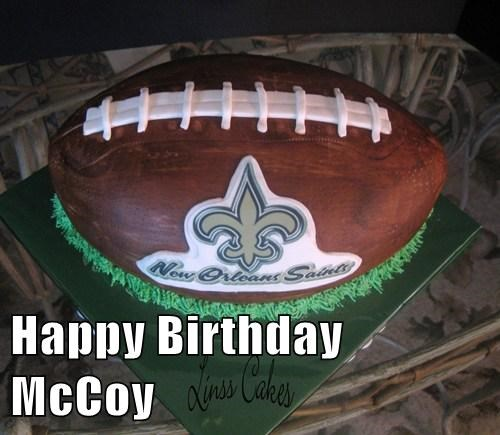 Happy Birthday McCoy