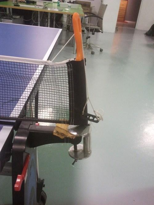 Ping-Pong Net Frankenfix