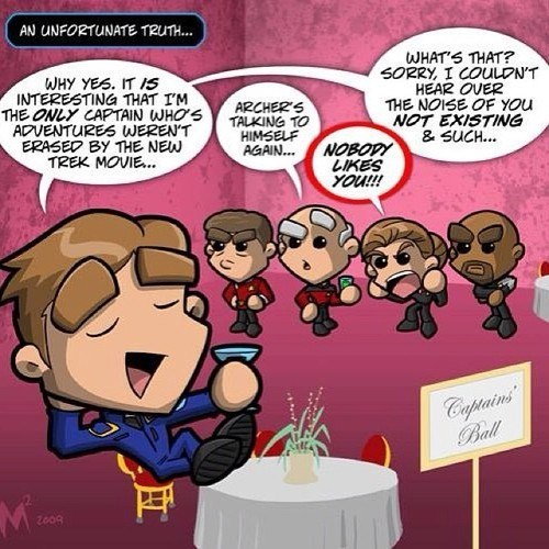 Don't Be So Smug, Archer