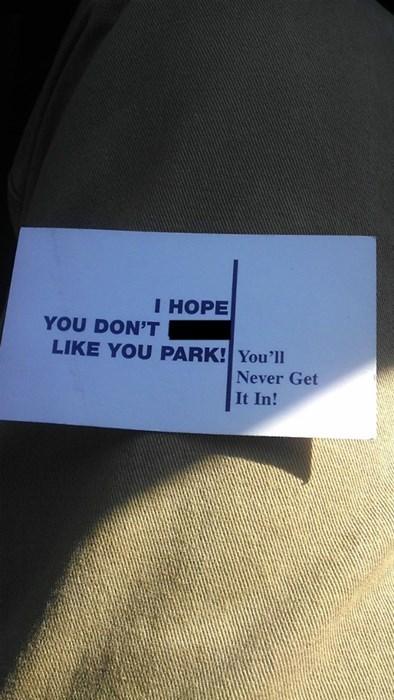 cars,douchebag parkers,parking
