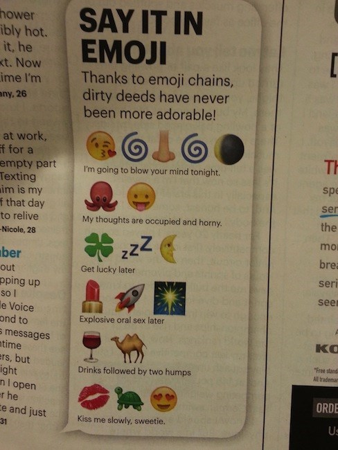 Use These Emoji Flirts With Your SO and See How Quickly You Get Dumped