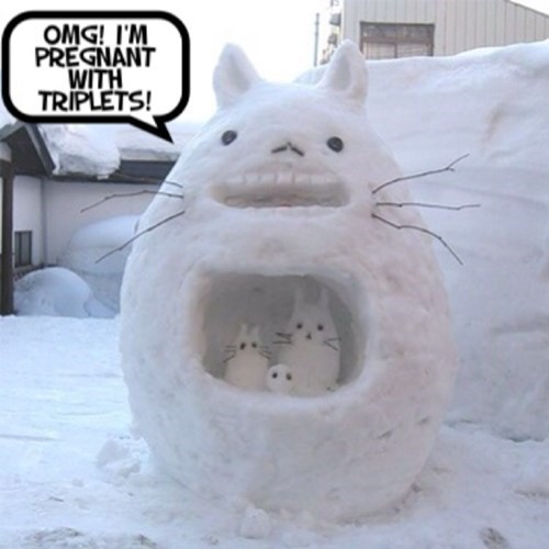 You must know Frosty!