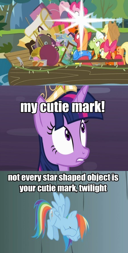 You're Not The Center Of Everything, Twi