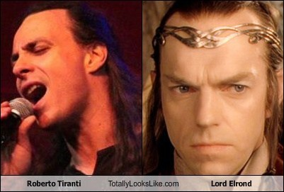 Roberto Tiranti Totally Looks Like Lord Elrond