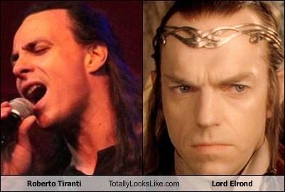 Roberto Tiranti Totally Looks Like Lord Elrond