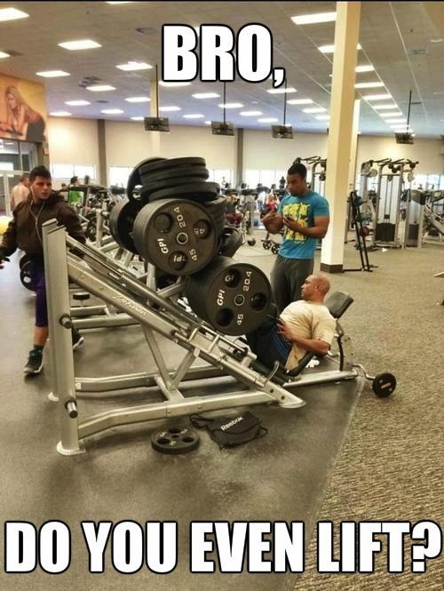 Working Out to the Extreme