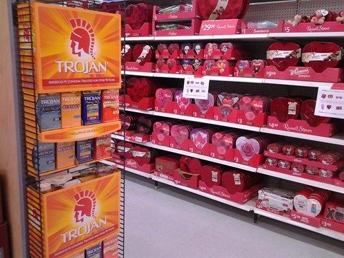 v-day,Valentines day,Walmart,monday thru friday