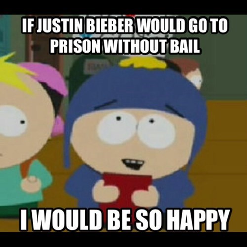 my faith in the justice system would be restored