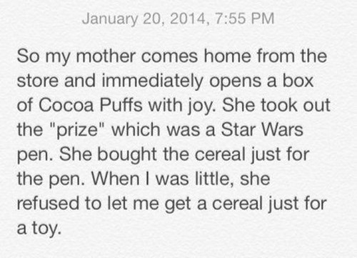 cereal,kids,star wars,moms,parenting,toys,g rated