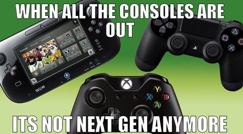 Stop Calling Everything Next Gen