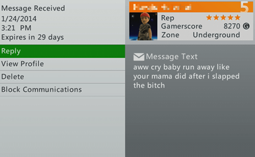Welcome to Xbox Live