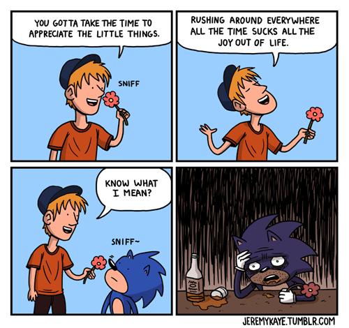 Gotta Regret Fast