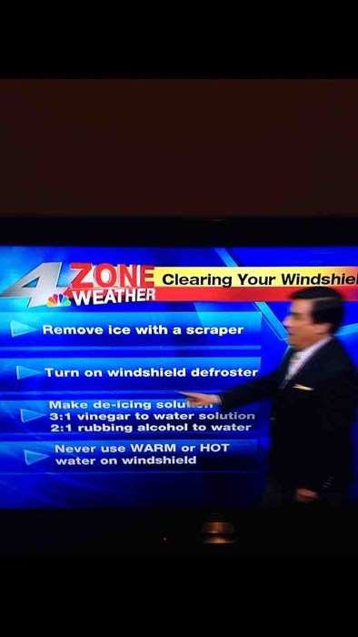 """This is What Texan Weather Reporters Are Warning About During Their """"Ice Storm"""""""