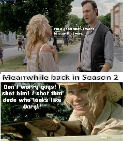 andrea,the governor,itchy trigger finger
