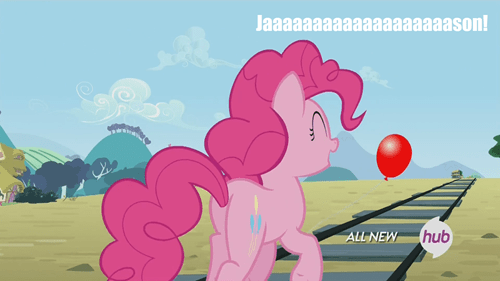 Press X to Pinkie