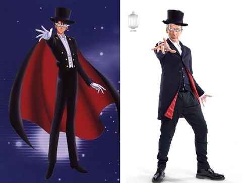 The Twelfth Doctor's Outfit Reveal Inspired the Internet to Put Their Own Spin on Peter Capaldi's New Duds