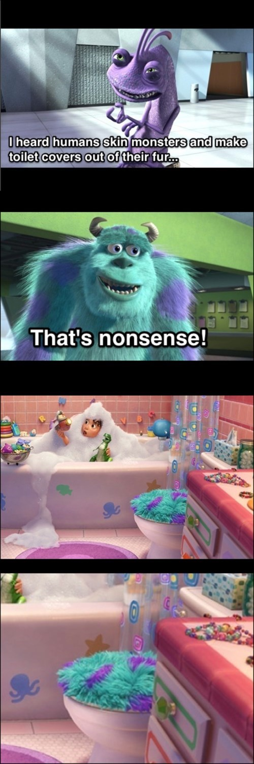 Pixar's Jokes Got a Little Dark Sometimes