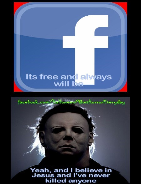 Facebook - Its not Free!
