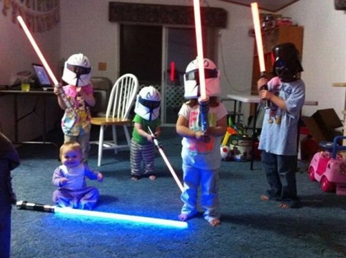 star wars,kids,parenting,light sabers