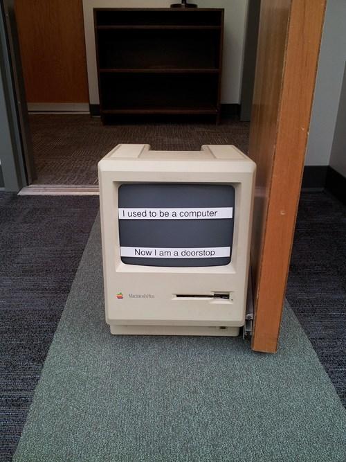 apple,computers,doorstop,macs,monday thru friday,work,g rated
