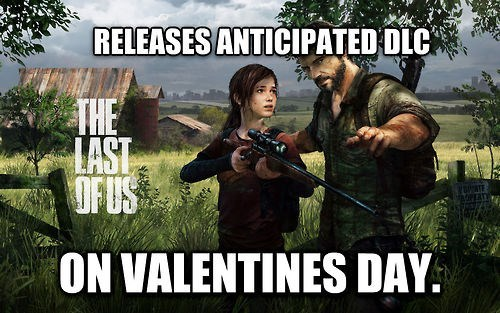Good Guy Naughty Dog Looking Out for Single Folks