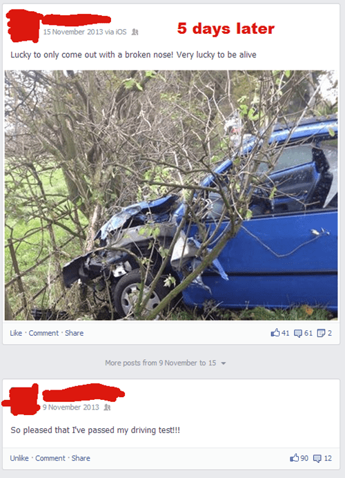accident,cars,driving,irony