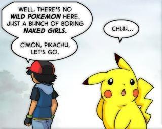 Ash's Ability is Oblivious