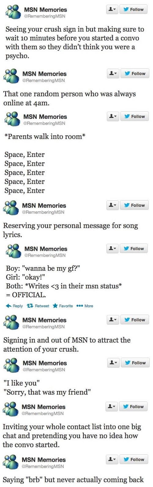 Nostalgia of the Day: Twitter Account @RememberingMSN is Here to Let You Reminisce About Those Long Nights Messaging Friends