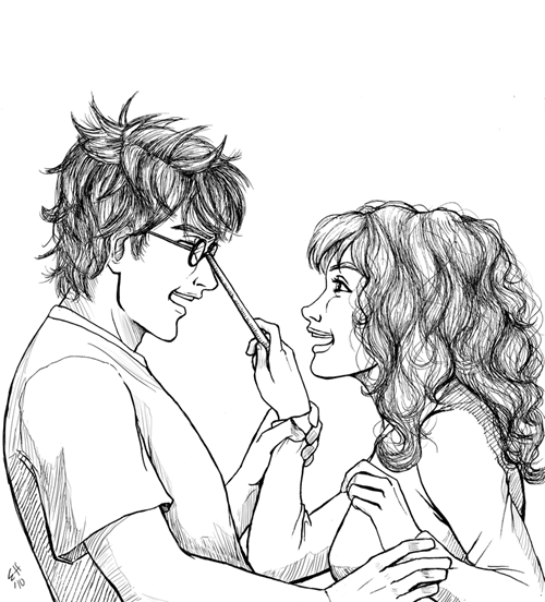 Long Live Harrmione!