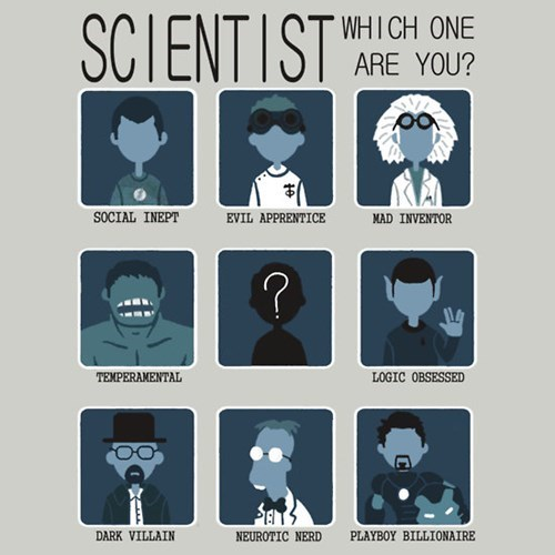 Where Do You Fall On The Mad Scientist Spectrum?