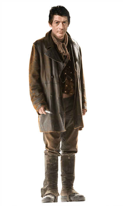 The War Doctor Before The War