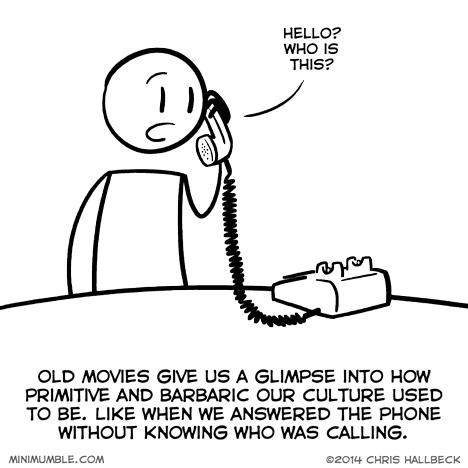 What If All Your Calls Were From 'Unknown'?