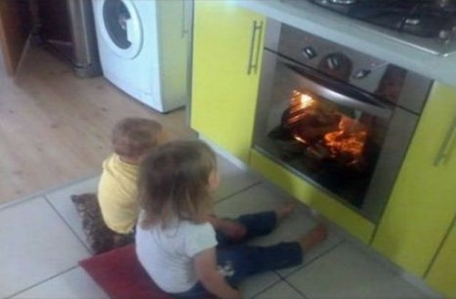 kids,parenting,oven