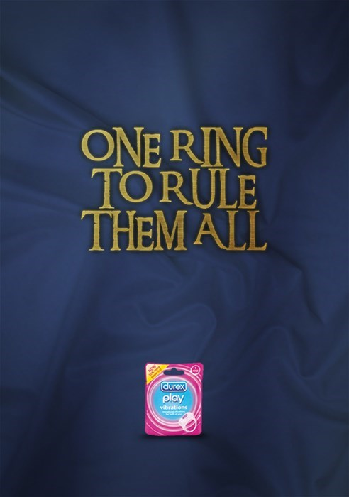 What if tolkien wrote ads instead of books?