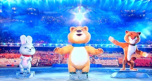 Sochi Olympics of the Day: Sochi's Mascots Look Terrifying