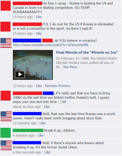 You've Done 'Murica Proud, Son