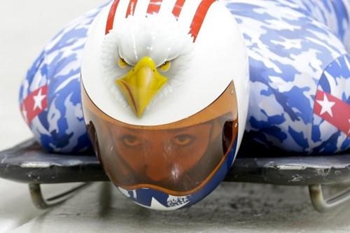 Olympian Katie Uhlaender Has a Freedomtastic Helmet