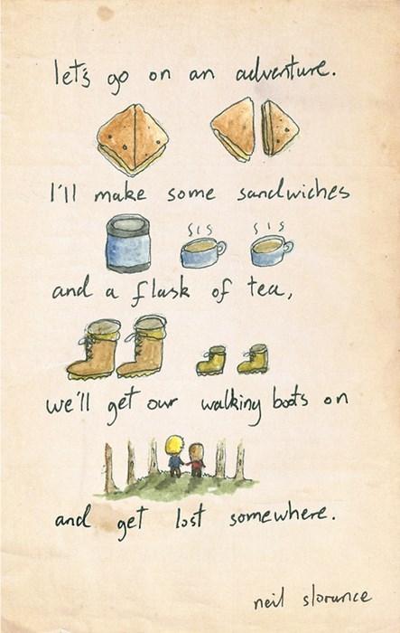 Adventure Time, C'mon Grab Your Snacks