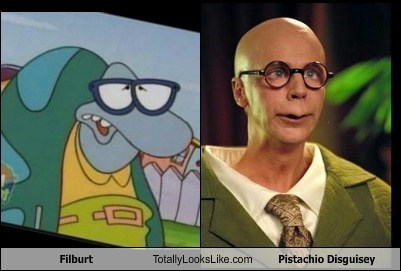 Filburt  Totally Looks Like Pistachio Disguisey